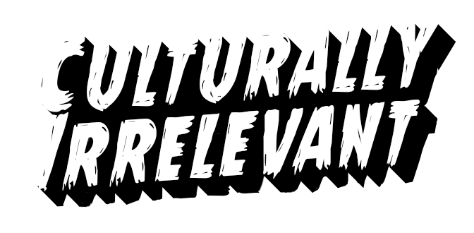 Culturally Irrelevant logo